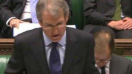 Northern Ireland Secretary Owen Paterson