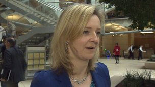 MP Elizabeth Truss