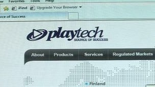 Playtech website
