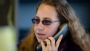 Susanne, Social worker