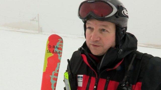 Dr Mike Langran
