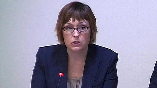Daphne Keller, associate general counsel for Google.