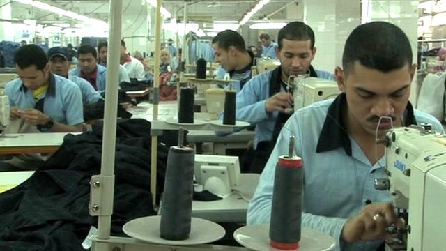Textiles company in Egypt