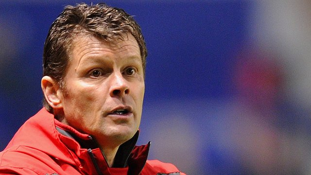 Steve Cotterill