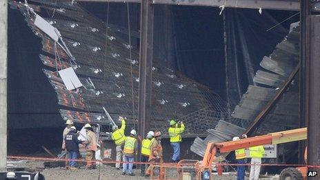 Cincinnati Casino Site Partially Collapses, Injuring 11