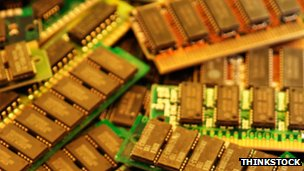 RAM memory chips