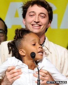 Director Benh Zeitlin and star Quvenzhane Wallis