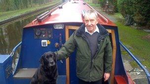 Lyneal Trust Chairman Chris Symes on the Shropshire Lass