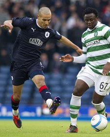 Farid El Alagui and Victor Wanyama