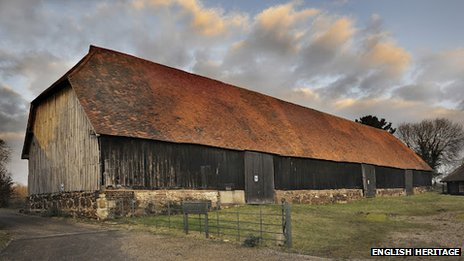 Harmondsworth Barn