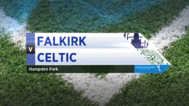 Falkirk v Celtic