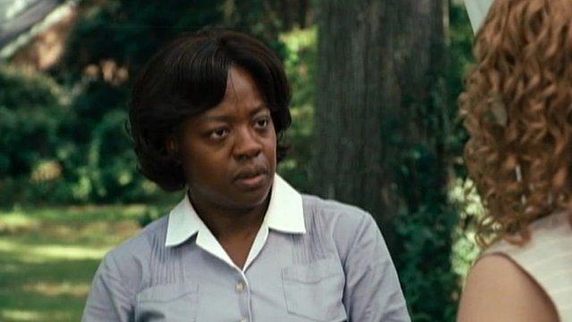 Actress Viola Davis