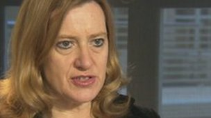 MP Amber Rudd