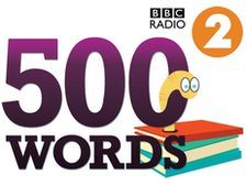 BBC Radio 2 500 Words logo