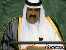Emir of the State of Qatar