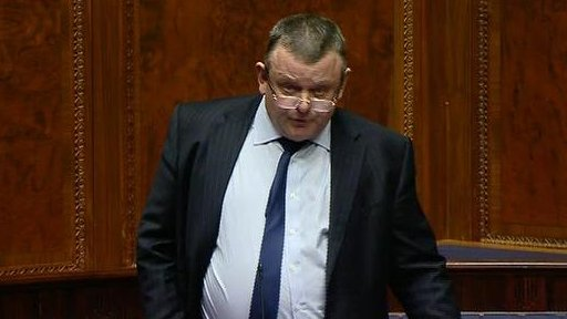 Michael Copeland proposed the UUP motion on a Tenancy Deposit