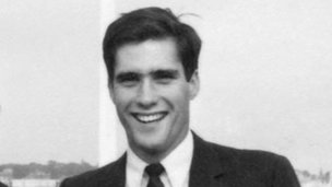 Mitt Romney in 1968