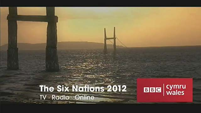 BBC Wales Six Nations promo