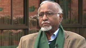 Dr Prodipto Ghosh