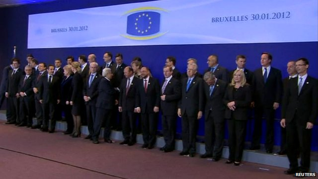 European Union leaders