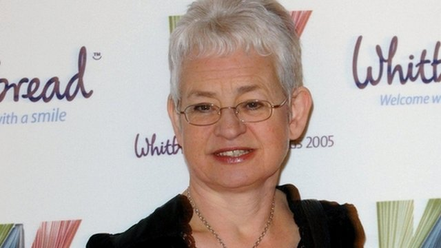 Get some writing tips from Dame Jacqueline Wilson