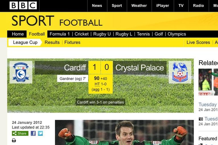 Bbc Sport Football Results Today Resimlere Gore Ara Red