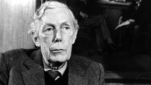 Anthony Blunt in 1979