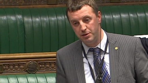 Plaid Cymru MP Jonathan Edwards