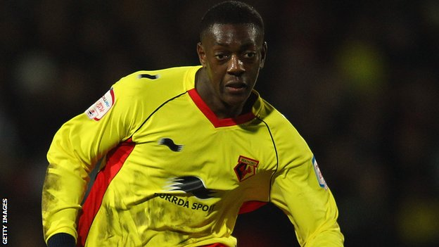 Striker Marvin Sordell joined Bolton from Watford