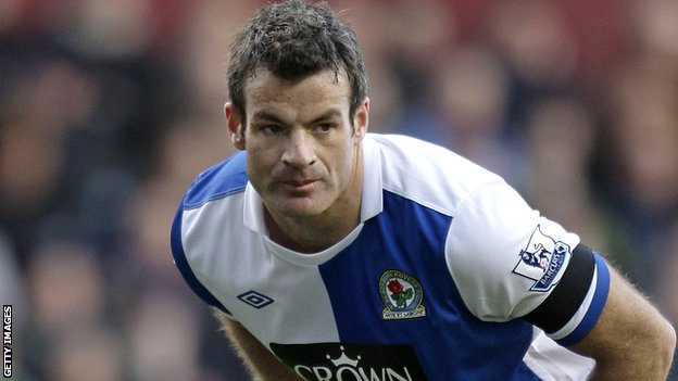 Ryan Nelsen has left Blackburn to join Tottenham