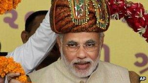 Narendra Modi, Gujarat, Jan 2012