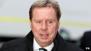 Harry Redknapp arrives at Southwark Crown Court