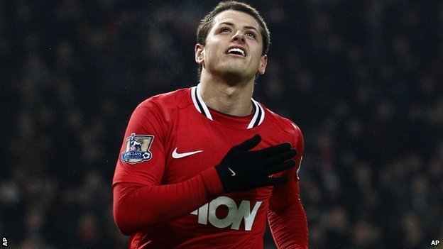 Hernandez's penalty strike was his 27th goal for United