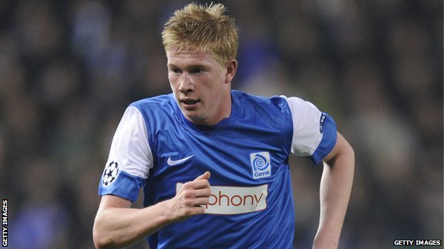 Chelsea hope to sign Belgian international Kevin de Bruyne from Genk