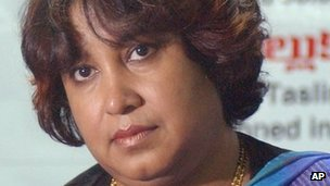 Taslima Nasreen, Hyderabad, 2007