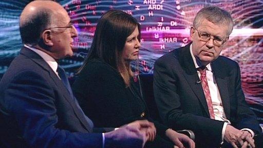 Richard Newby, Nicola Horlick, Ken Costa
