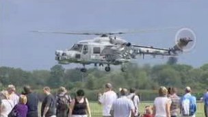 RNAS Culdrose Air Day