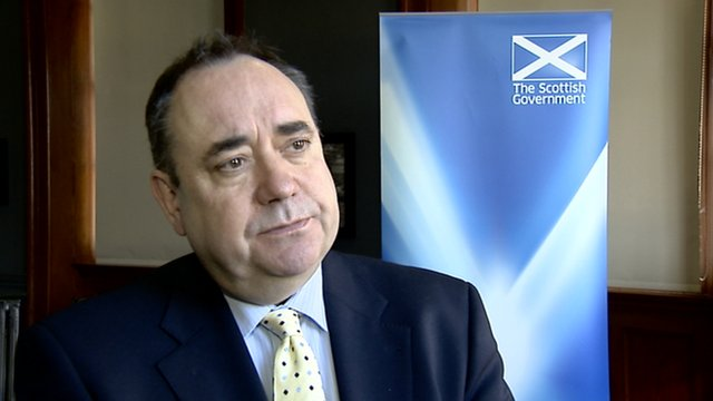 "Alex Salmond said with hindsight he would have ""done things differently"""