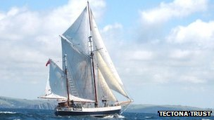 Tectona: Pic Tectona Trust