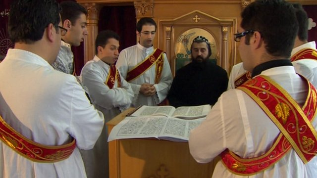 Christians in Syria