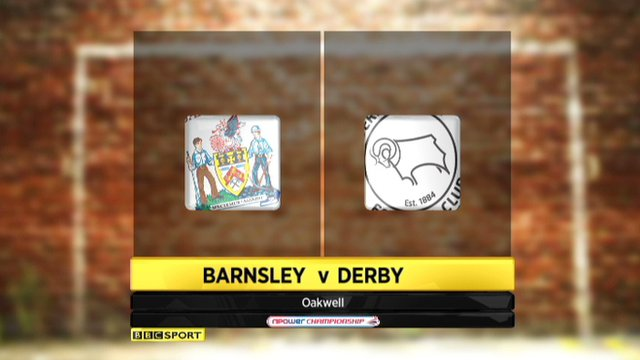 Highlights - Barnsley 3-2 Derby