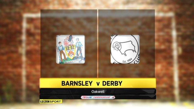 Highlights - Barnsley 3-2 Derby
