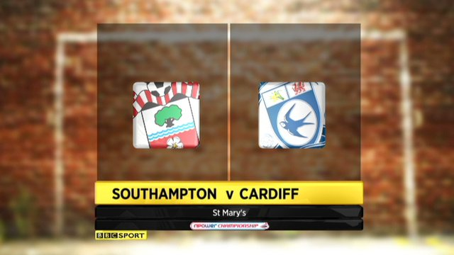 Highlights - Southampton 1-1 Cardiff