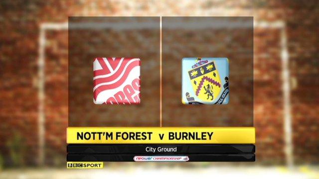Highlights - Nottingham Forest 0-2 Burnley