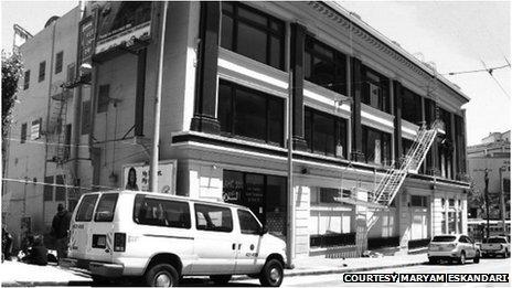 An Islamic centre in San Francisco