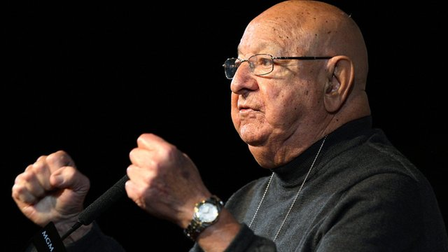 Legendary trainer Angelo Dundee