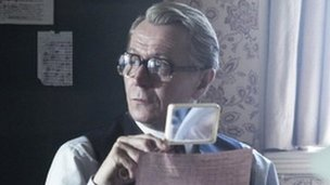 Gary Oldman in Tinker Tailor Soldier Spy