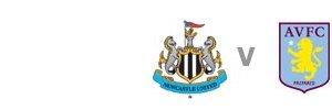 Newcastle v Aston Villa