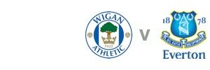 Wigan v Everton