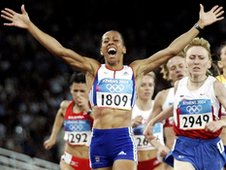 Kelly Holmes is among previous Laureus Award recipients